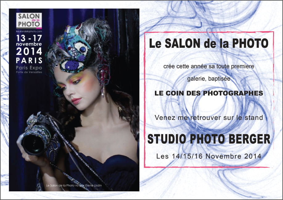 Lola Berger Salon de la Photo 2014